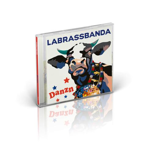 DANZN von LaBrassBanda - CD jetzt im LaBrassBanda Shop