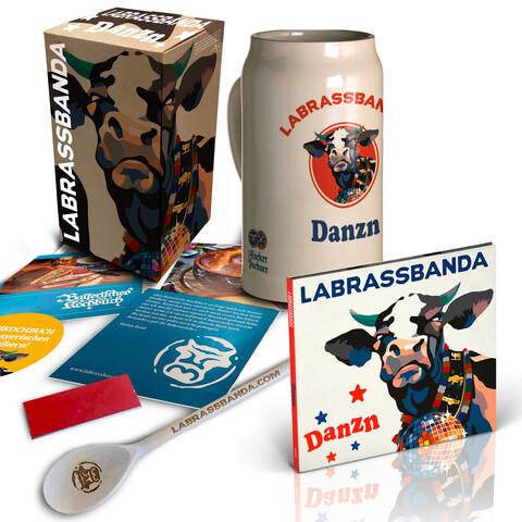 DANZN (Ltd. Fanbox - ohne Tickets) von LaBrassBanda - Box jetzt im LaBrassBanda Shop