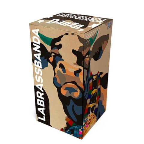 DANZN (Ltd. Bundle: Box mit 1 Ticket für Exklusives Konzert) von LaBrassBanda - Box jetzt im LaBrassBanda Shop